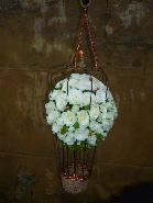 bouquet mariée montgolfiere