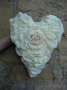 Bouquet mariée coeur glamelia