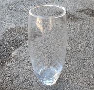 Vase cylindre olive