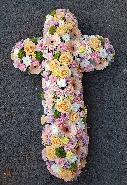 croix pastelle