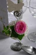 boule osier rose