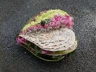Coeur mille-feuilles