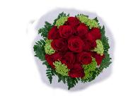 bouquet roses rouge
