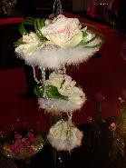 bouquet plateaux plume
